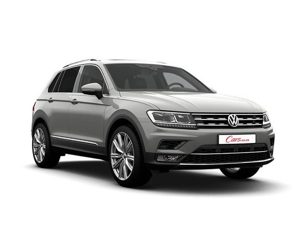 New Tiguan Allspace 7 Seater and receive R50000 discount