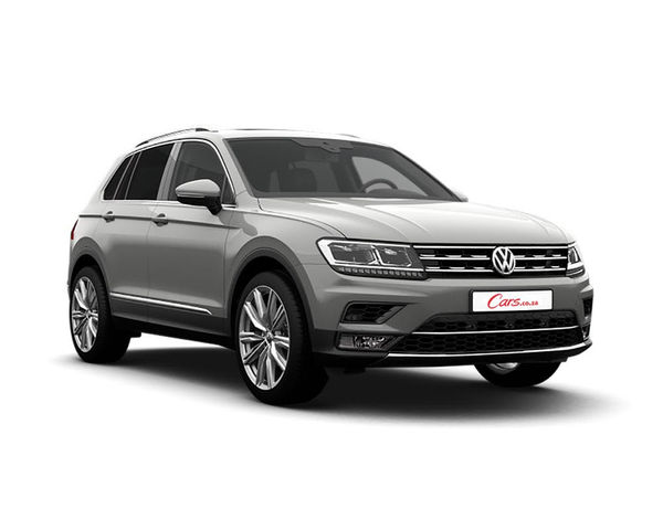 New VW Tiguan and Save R40 000