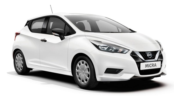 New MICRA VISIA from only R 2 999 pm