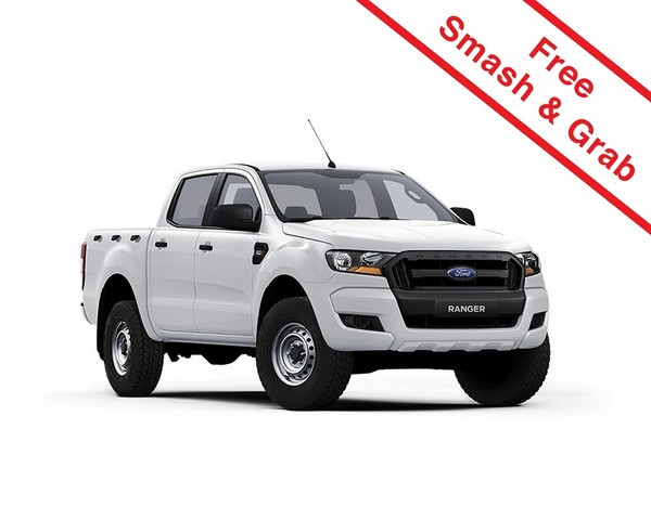 New 2019 Ford Ranger 2.2XL DC 4x2 MT 118KW Diesel for R329 900