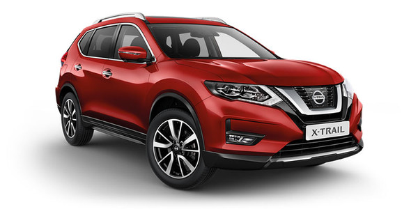 Nissan XTRAILNow with up to R55 000 TRADE ASSIST across all models