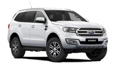 Ford Everest special