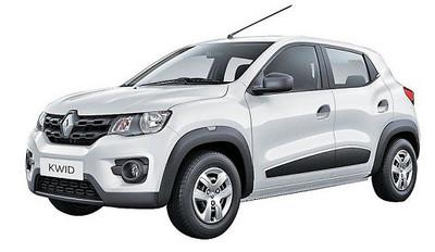 Renault Kwid special