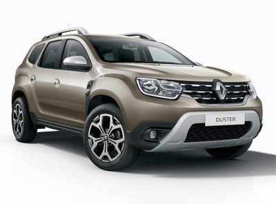Renault Duster special