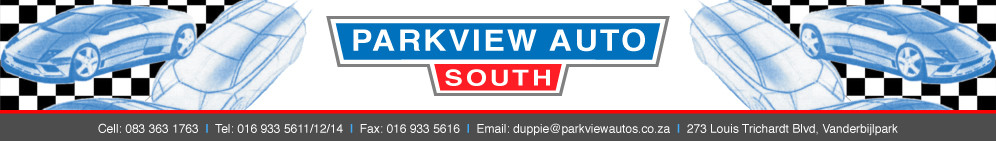 Parkview Auto South Vanderbijlpark