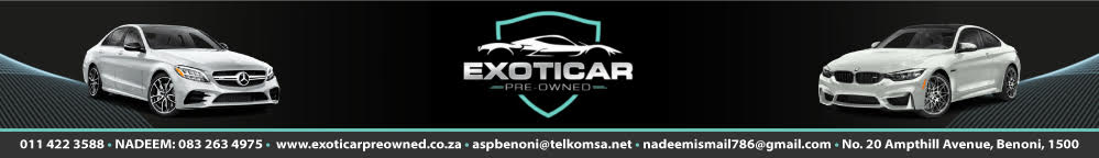 Exoticar Pre Owned