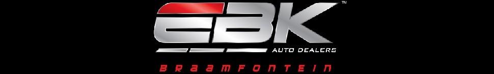 EBK Autodealers Braamfontein Logo