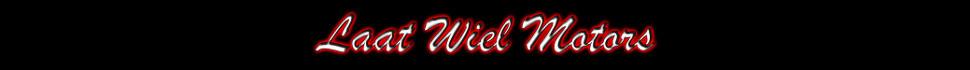 Laat Wiel Motors Logo