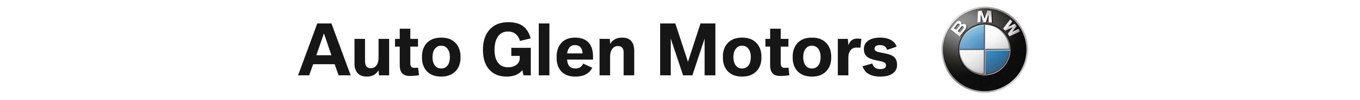 Auto Glen BMW Logo