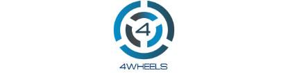 4Wheels Motor Group Logo