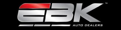 EBK Autodealers La Rochelle Logo