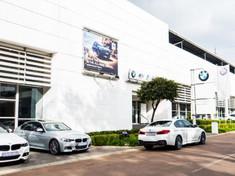 BMW Fountains Circle