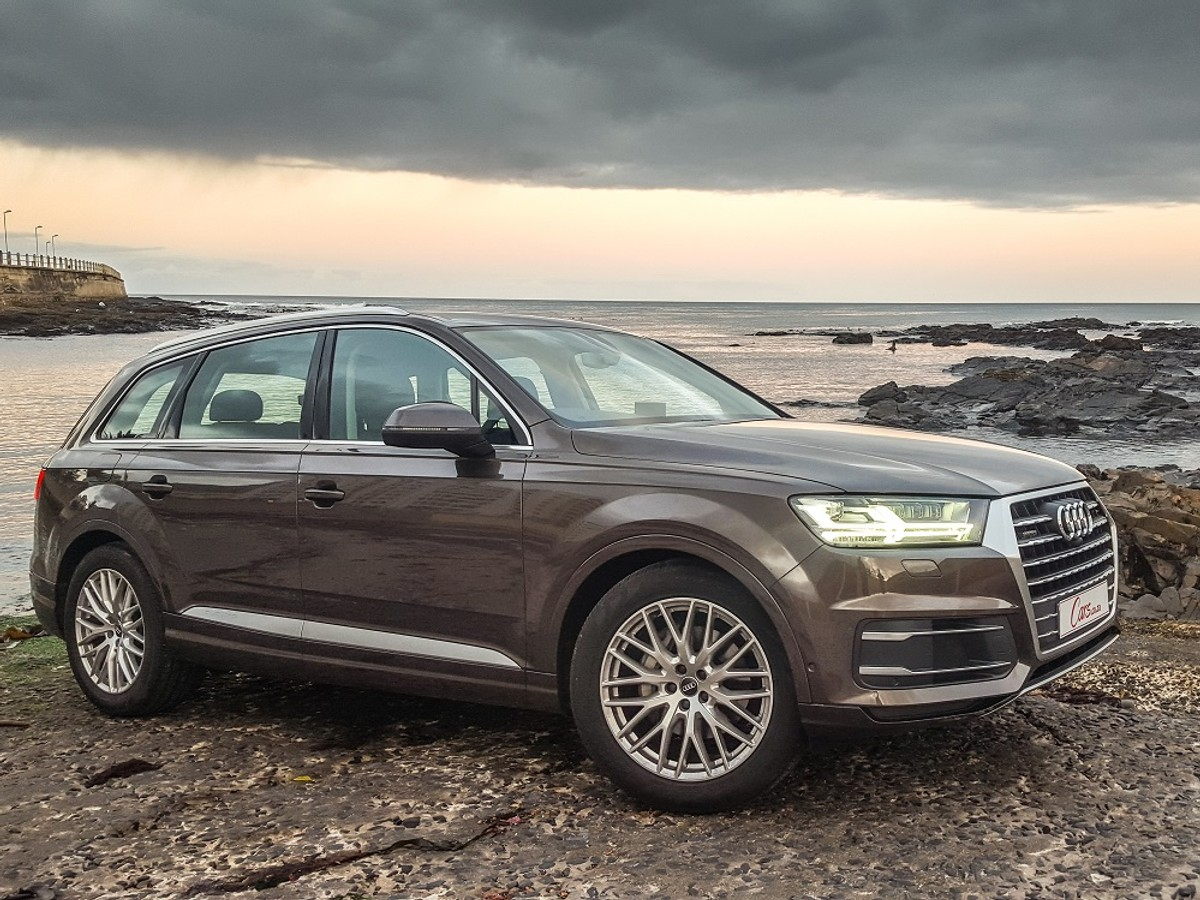 The second-generation Q7 has been a long time coming. Leaner and loaded  with tech, it has a real shot at segment glory.