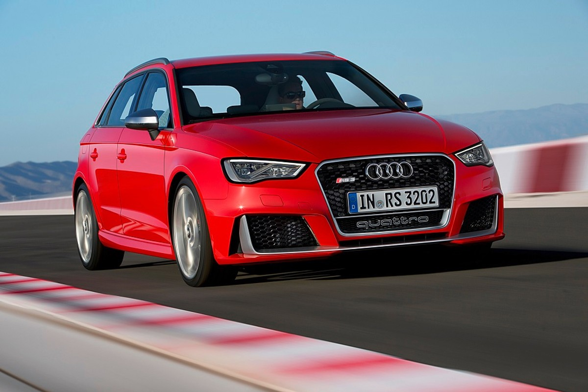 New Audi RS3 Goes On Sale In South Africa - Cars.co.za