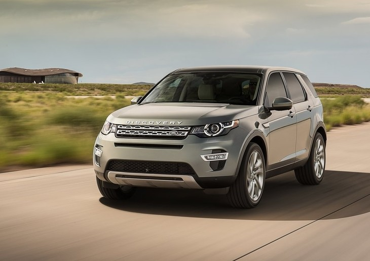 Land Rover Discovery Sport 2015 1024x768 Wallpaper 1a