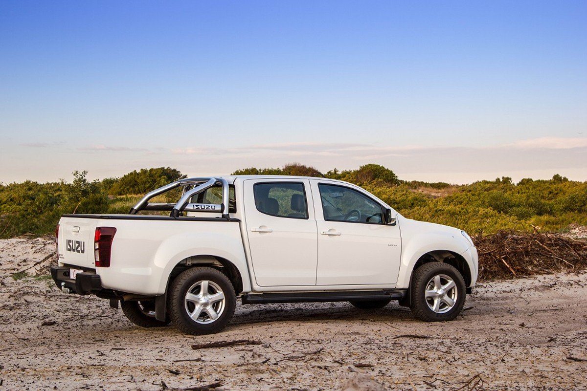 The KB is a South African stalwart under increasing pressure from a  refreshed Ford Ranger and the forthcoming all-new Toyota Hilux.