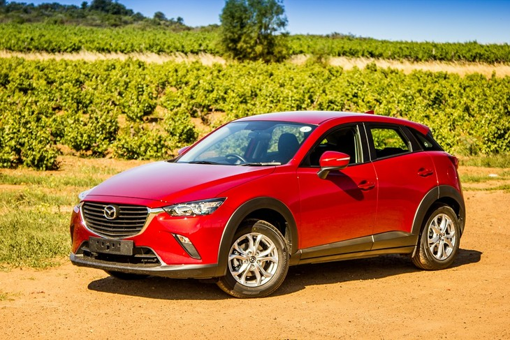 Mazda Cx 3 2015 First Drive Cars Co Za