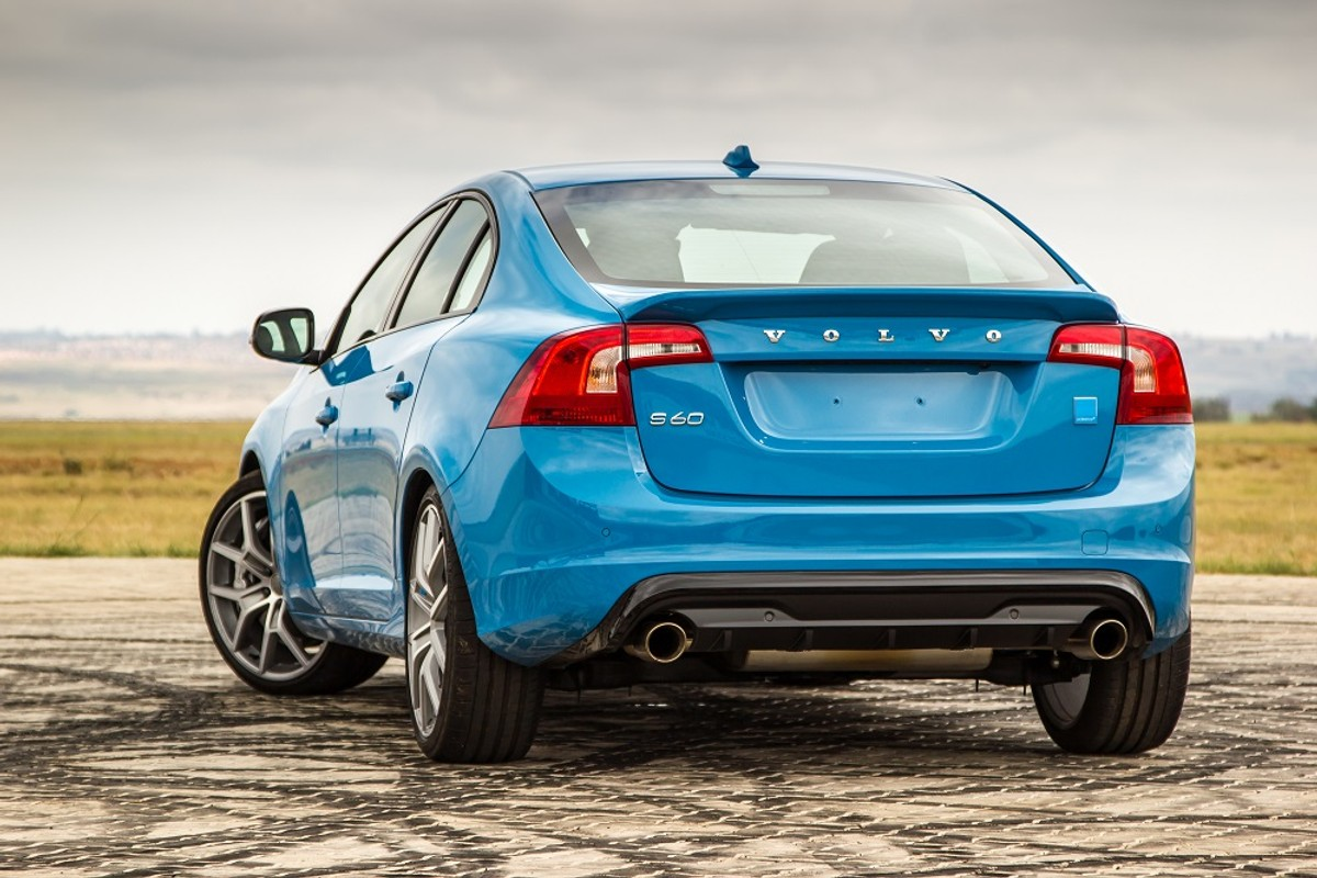 Volvo S60 Polestar (2015) First Drive - Cars co za