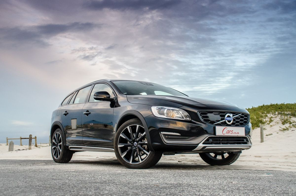 Volvo xc70 teszt