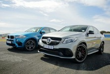 X6 M Vs GLE 63 Coupe 618x412