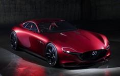 Mazda RX Vision Top Front