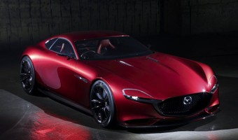 Mazda RX Vision Top Front