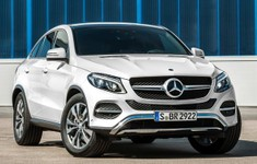 Mercedes Benz GLE Coupe 2016 800x600 Wallpaper 01