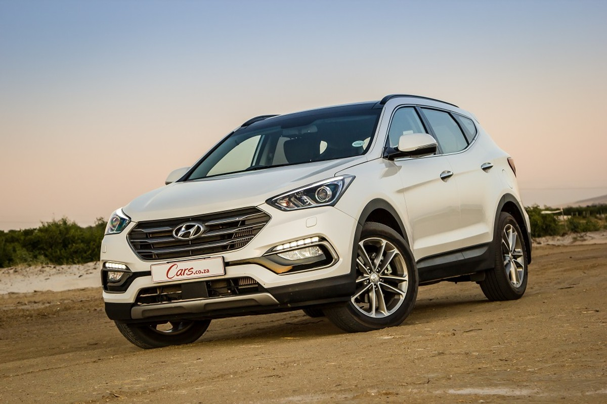 Hyundai Santa Fe 2 2 Crdi Elite 2015 Review Cars Co Za