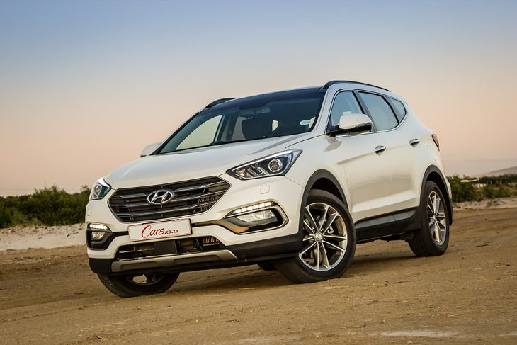 Hyundai South Africa Recently Launched A Subtly Facelifted Version Of Its  Popular Santa Fe Luxury SUV And It Appeared Rather Good At First Glance.