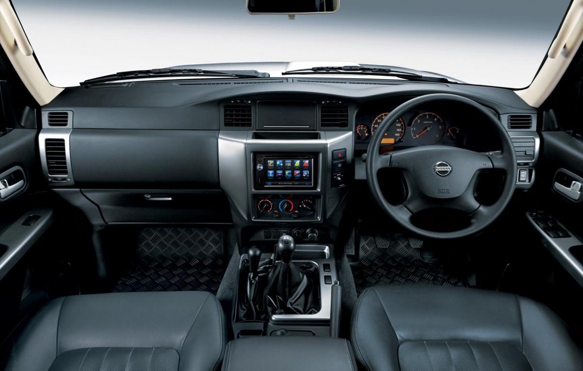 Nissan Patrol Station Wagon Receives Upgrade - Cars co za