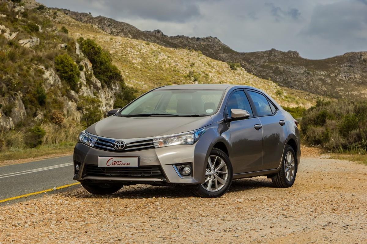 Toyota Corolla Sprinter 2015 Review Cars Co Za