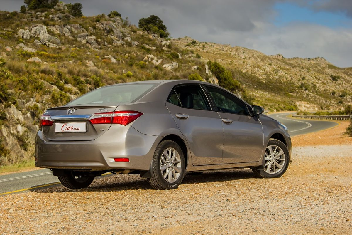 X Corolla 2015 Toyota Corolla ...