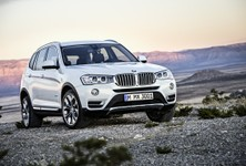 P90142839 HighRes The New Bmw X3 With