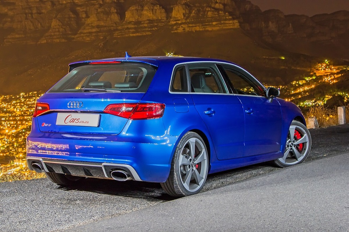 Audi RS3 (2016) Review - Cars.co.za