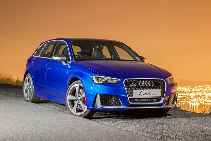 Audi Rs3 2016 Review Cars Co Za