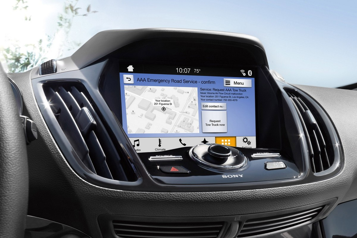 Ford Offers Android Auto and Apple CarPlay in SYNC 3 (Video) - Cars