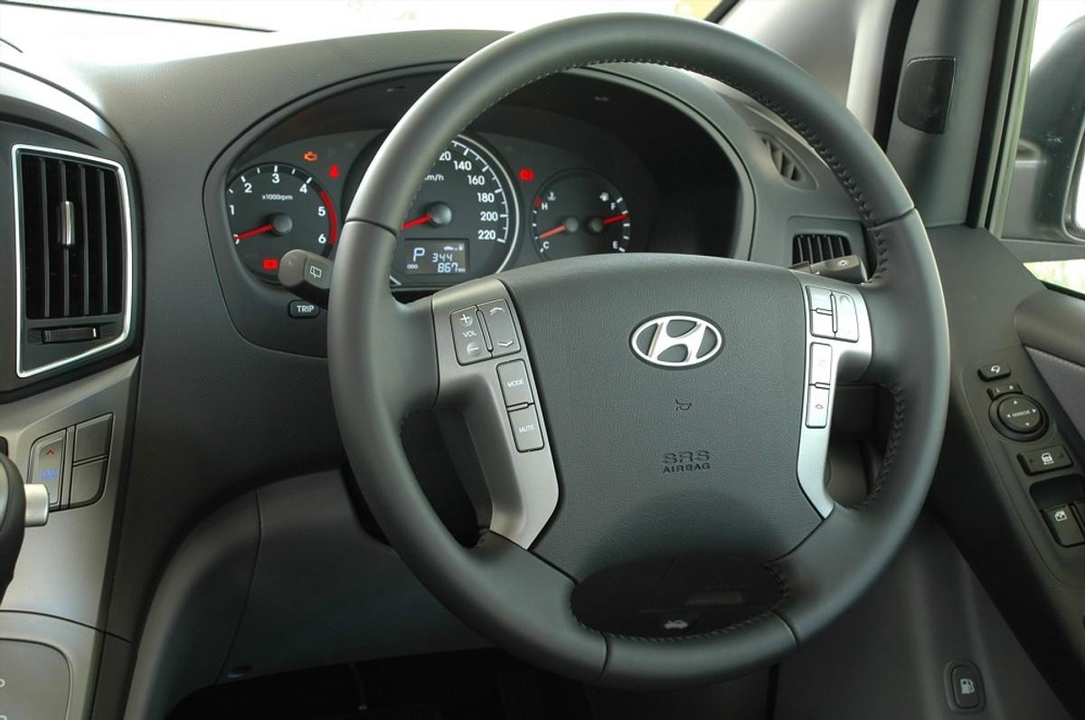 35857a4bdb Hyundai H1 (2016) First Drive - Cars.co.za