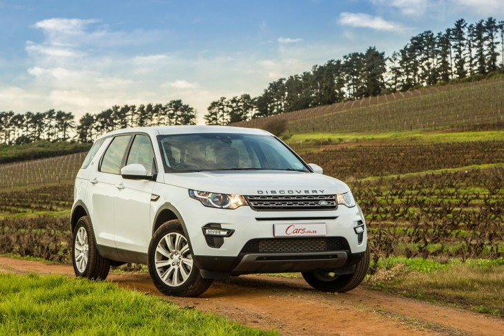 Land Rover Discovery Sport Sd4 Se Best Leisure Vehicle In Sa
