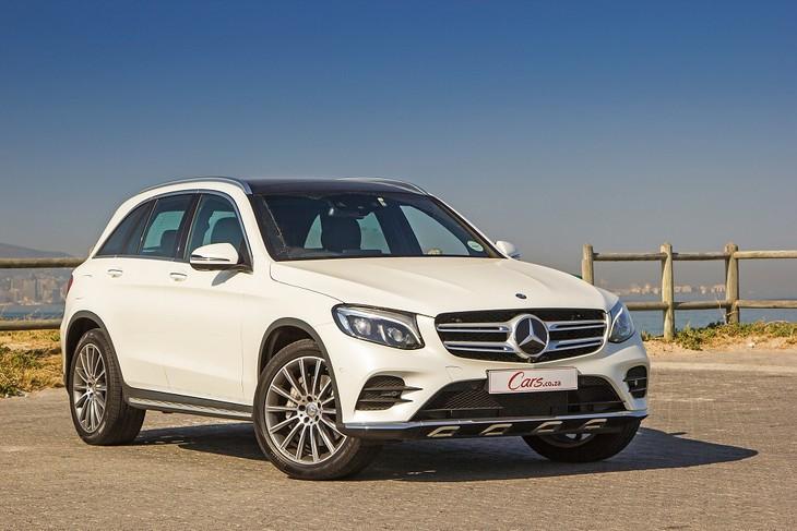 mercedes-benz glc 300 (2015) review - cars.co.za