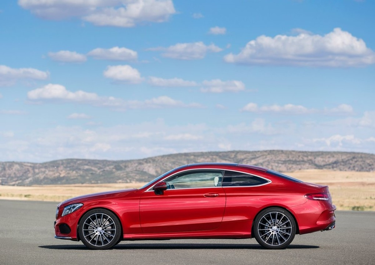 Mercedes-Benz C-Class Coupe Prices Released In South