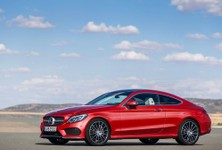 Mercedes Benz C Class Coupe 2017 1280x960 Wallpaper 02