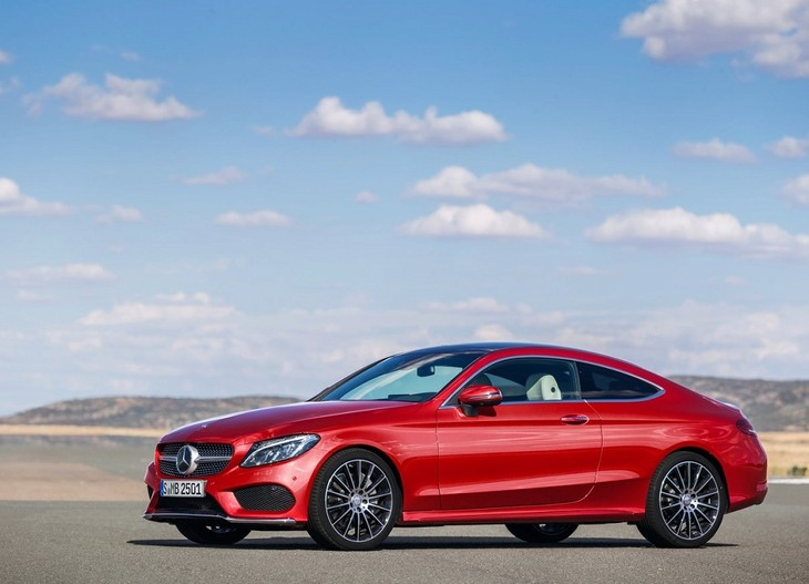 Mercedes-Benz C-Class Coupe prices released in South Africa