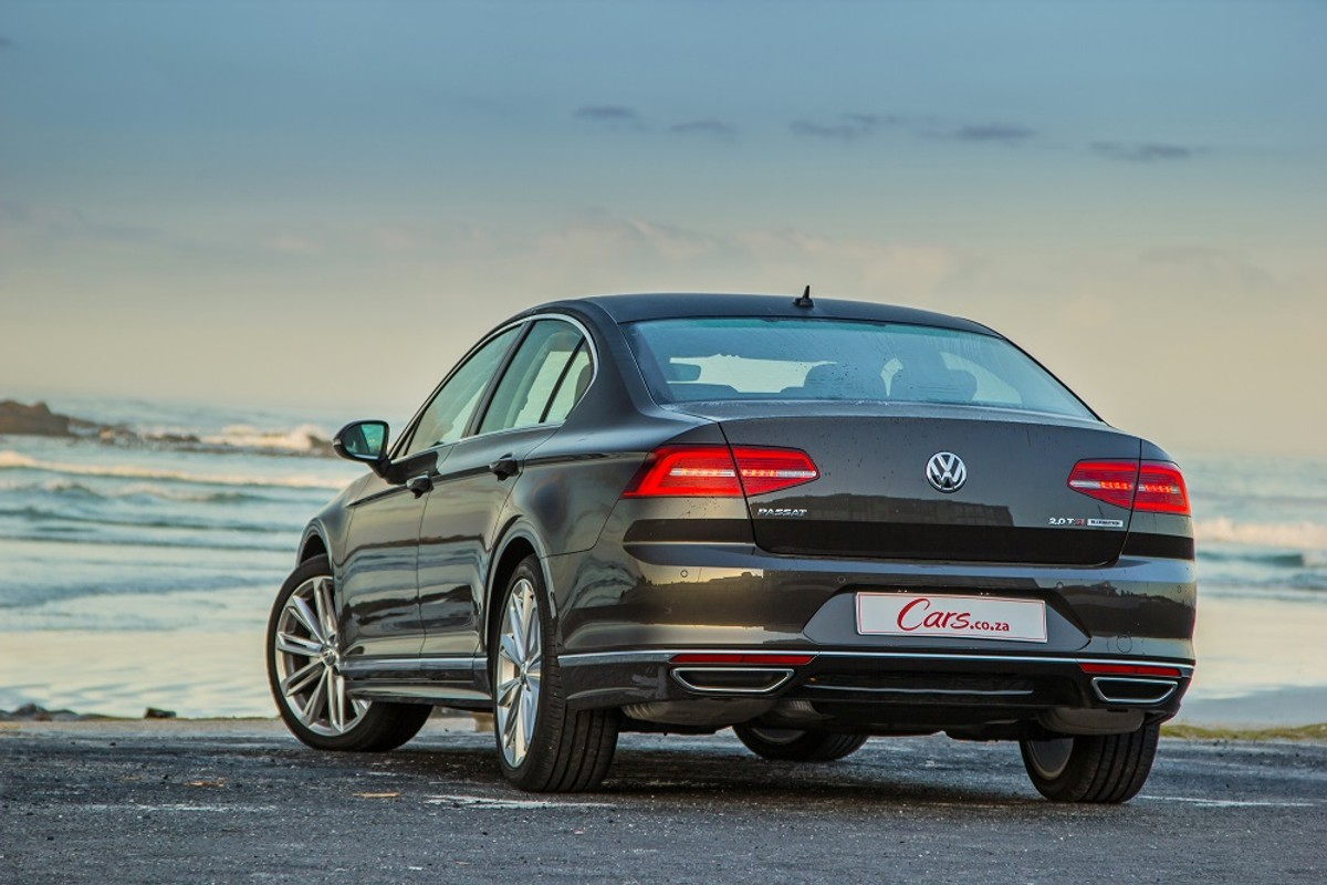2016 passat tsi review