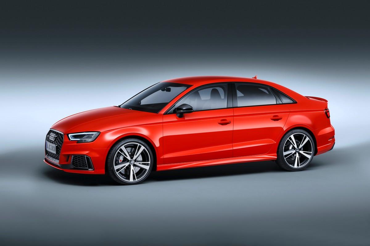 Audi RS3 Sedan Coming to SA in Q2 2017 - Cars.co.za