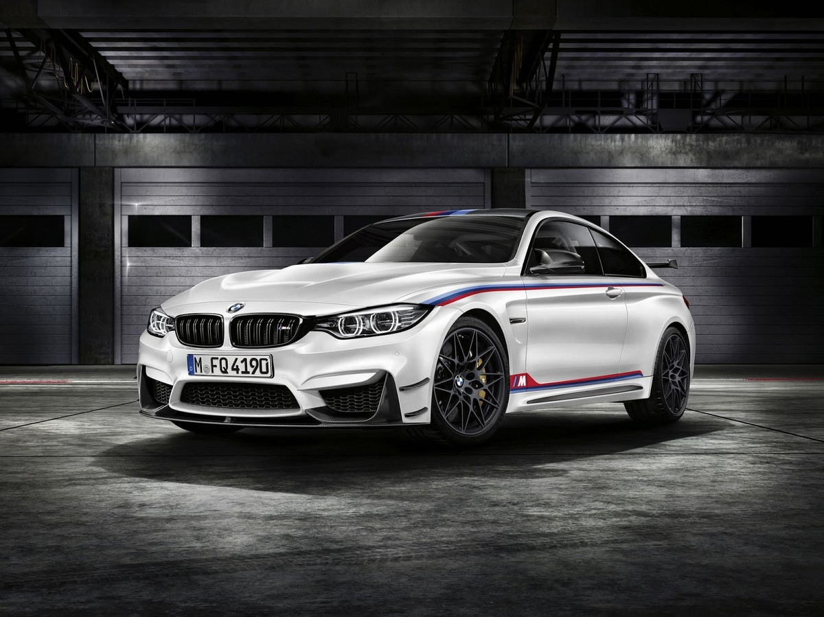 bmw m4 dtm champion edition lands in sa - cars.co.za