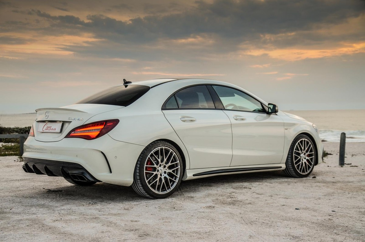 Mercedes A45 Amg Price >> Mercedes-AMG CLA 45 4Matic (2016) Review - Cars.co.za