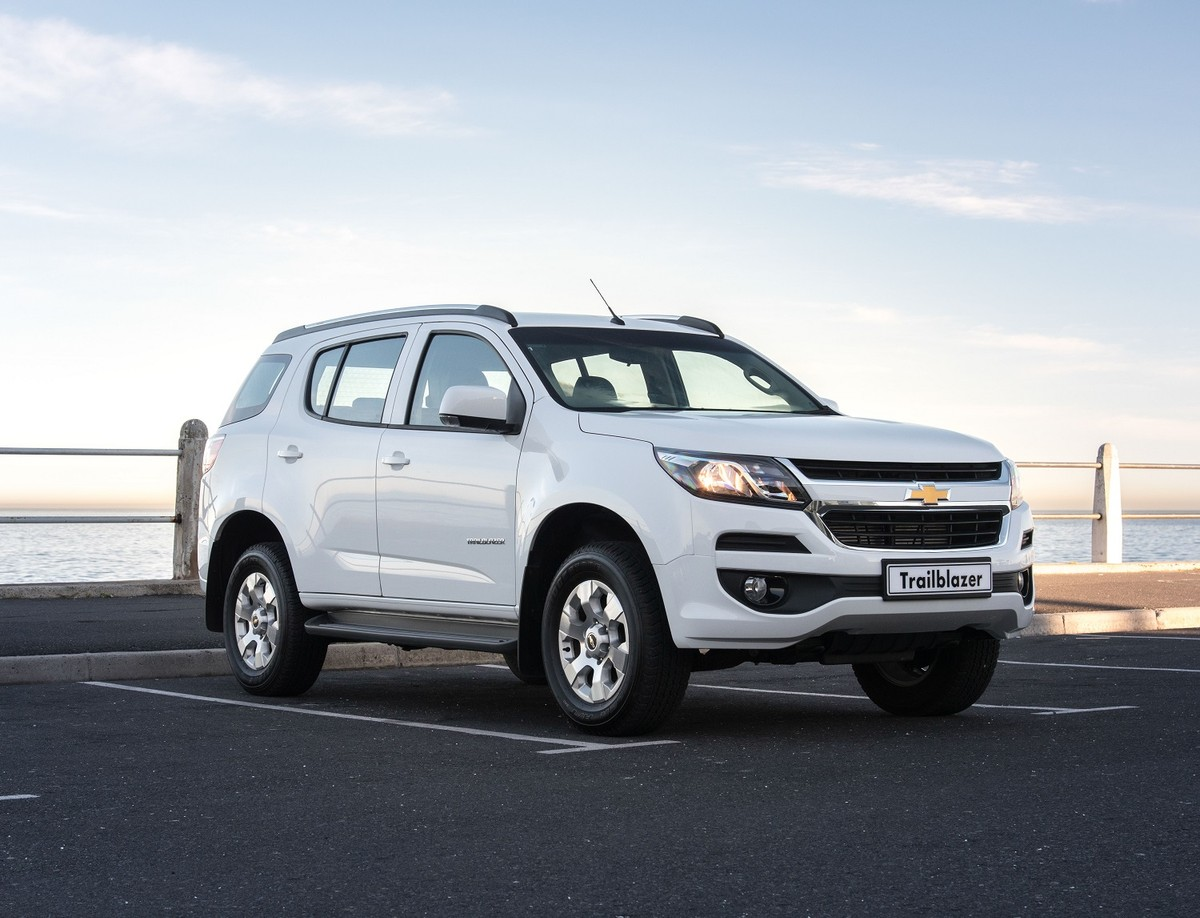 2016 Chevrolet Trailblazer (2016) Specs & Price - Cars.co.za