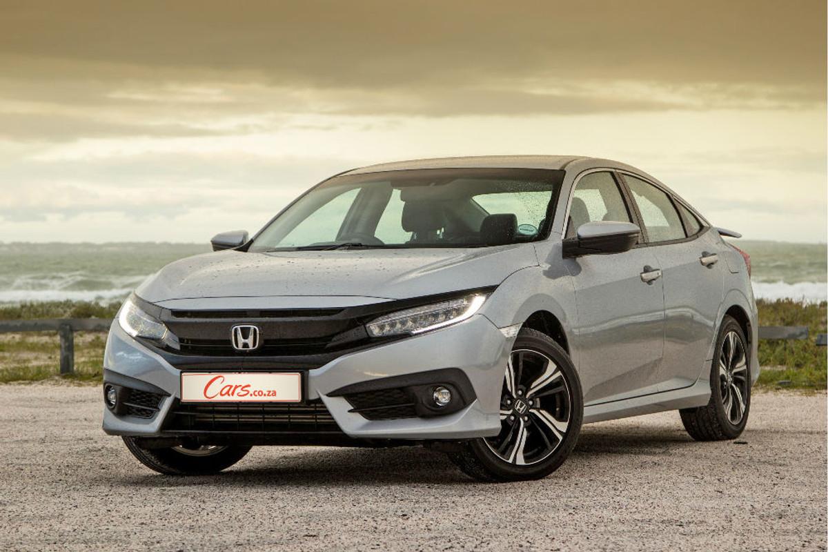 Honda Civic Sedan 1.5T Sport (2016) Review - Cars.co.za
