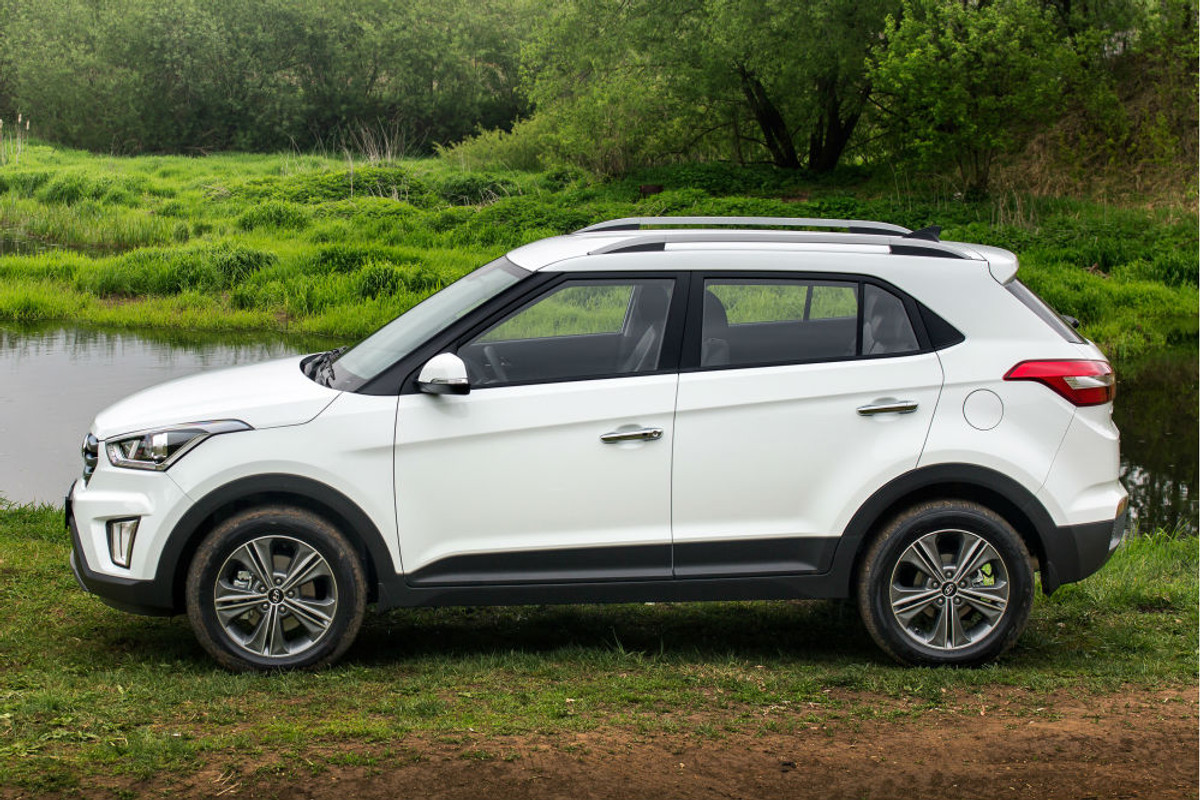 Hyundai Creta 2017 International First Drive Cars Co Za