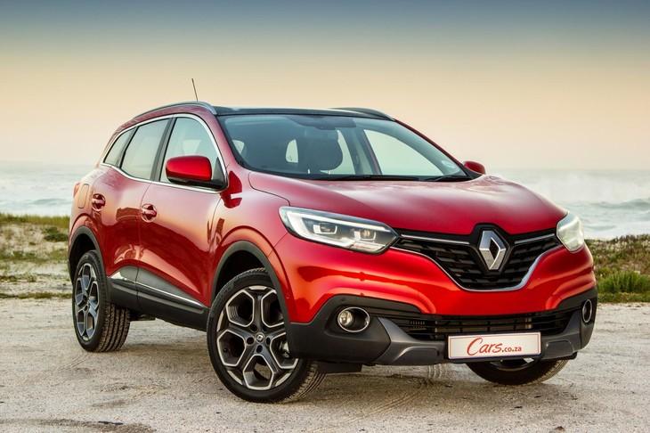 Renault Kadjar 96 Kw 12 Dynamique Automatic 2016 Review Cars